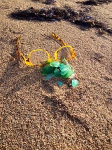 cristales verdes, Agnes Imbert, 2014
