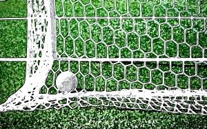 field-ball-gate-goal-net-stadium-grass-soccer