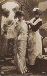 fotografía de principios del siglo XX.