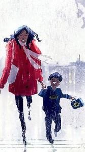 Rainy Day, ilustración de Pascal Campion.
